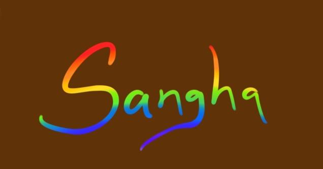 rainbow sangha